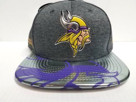 2017 Vikings Draft Day Cap Stretch Fit