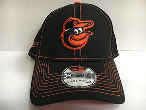 Baltimore Orioles Cap New Era 39Thirty Stretch Fit Crux Line Neo Mesh Hat