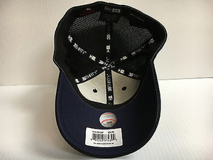 Milwaukee Brewers Cap New Era 39Thirty Stretch Fit Crux Line Neo Mesh Hat