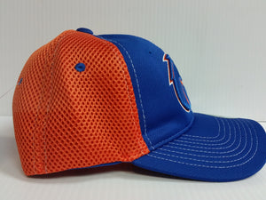 Boise State Broncos Cap Zephyr Stretch Fit Fitted Rally 2 Mesh Hat NCAA