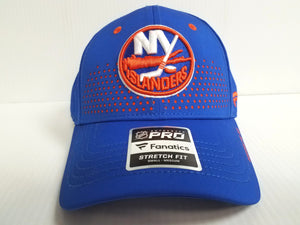 New York Islanders Cap 2018 Official NHL Draft Stretch Fit Fitted Hat