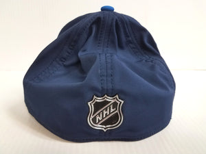Winnipeg Jets Cap 2018 Official NHL Draft Stretch Fit Fitted Hat