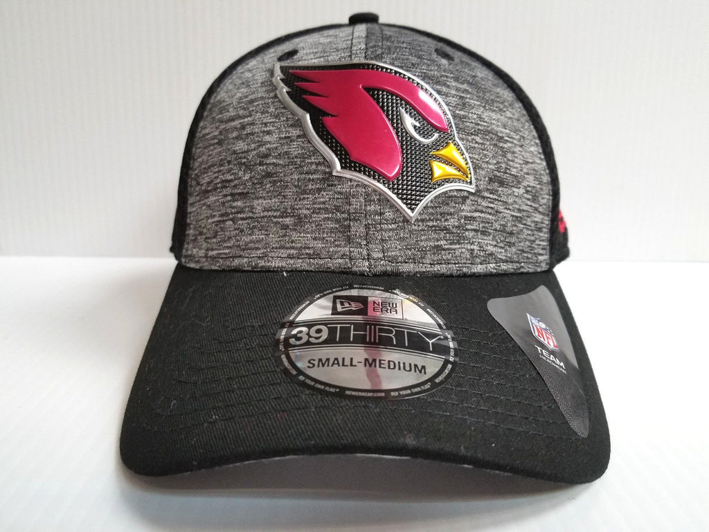 Arizona Cardinals Era 39Thirty Stretch Fit Fitted Hat Mesh Black Kickoff Neo NFL