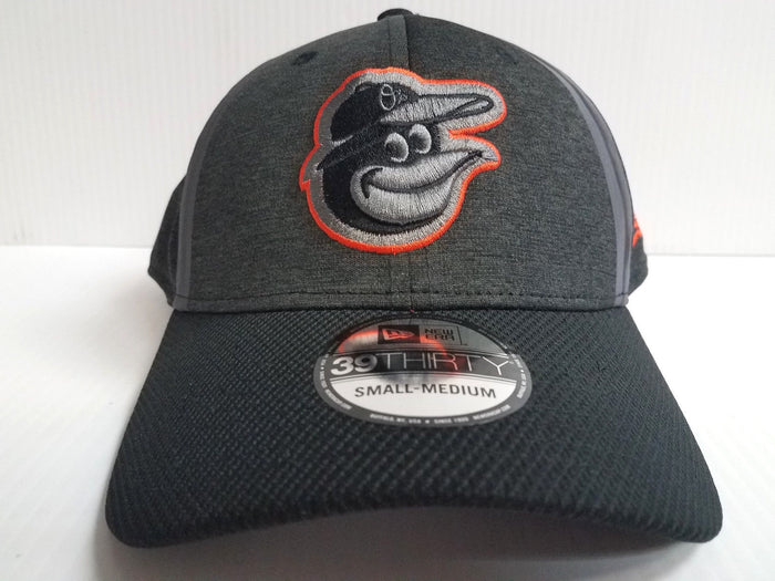 Baltimore Orioles Cap New Era 39Thirty Stretch Fit NE17 Clubhouse Hat MLB