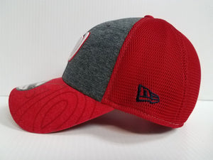 Washington Nationals Cap New Era 39Thirty Stretch Fit Shadow Gleam Hat MLB