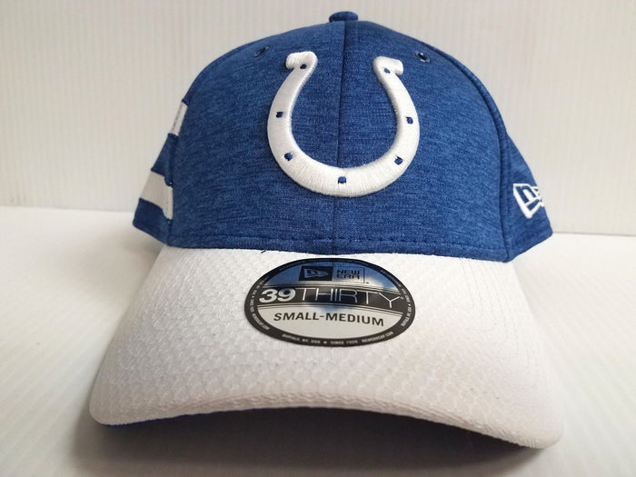 Indianapolis Colts Cap Era 39Thirty Stretch On Field 2018 Home Sideline Hat