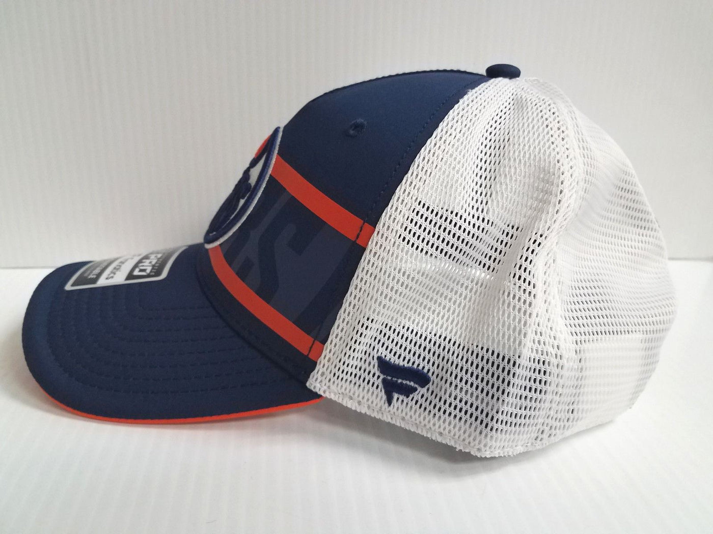 Edmonton Oilers Cap 2018 Authentic Pro Second Season Adjustable Mesh H Sports City Hats