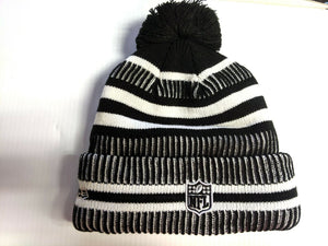 New Orleans Saints Knit Hat New Era 2019 Black Sport Sideline Home Cap NFL