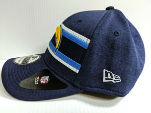 Los Angeles Chargers Cap Era 39Thirty Stretch On Field 2019 Thanksgiving Hat NFL