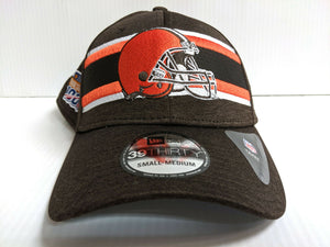 Cleveland Browns Cap Era 39Thirty Stretch On Field 2019 Thanksgiving Hat NFL