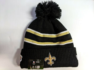 New Orleans Saints Knit Hat New Era 2019 On Field Thanksgiving Day Cap NFL