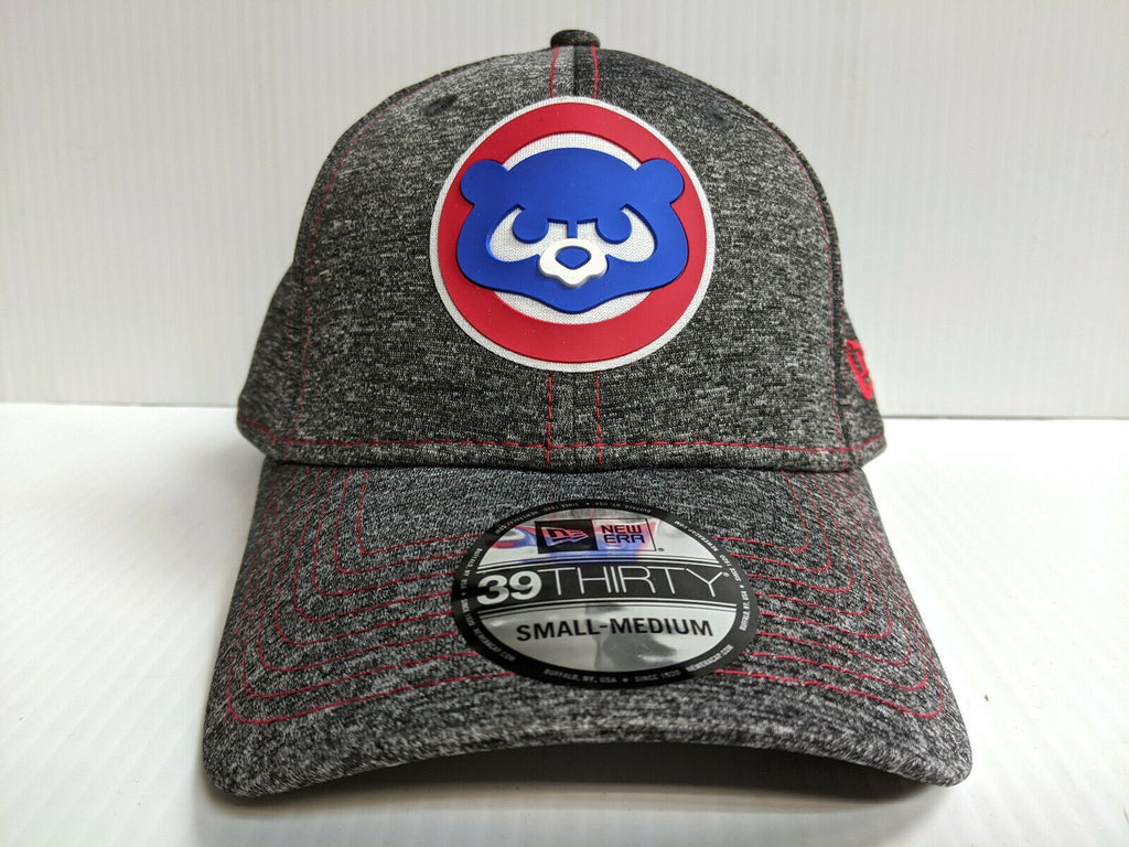 Chicago Cubs Cap New Era 39Thirty Shadow Tech Club Stretch Fit Hat MLB