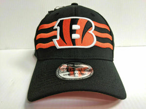 Cincinnati Bengals Cap New Era 39Thirty Stretch 2019 On Stage NFL Draft Hat