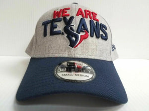 Houston Texans Cap New Era 39Thirty Stretch 2018 On Stage NFL Draft Day Hat