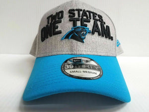 Carolina Panthers Cap New Era 39Thirty Stretch 2018 On Stage NFL Draft Day Hat