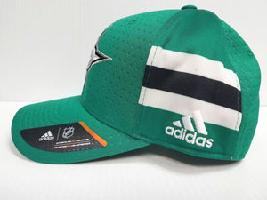 Dallas Stars Adidas Cap Official 2017 NHL Draft Stretch Fit Fitted Hat