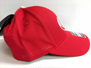 Detroit Red Wings Cap 2019 Authentic NHL Rinkside Stretch Fit Hat