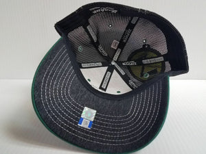 Michigan State Spartans Cap Zephyr Stretch Fit Fitted Mesh Headlight Foil Hat