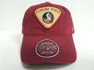 Florida State Seminoles Cap Zephyr Adjustable Unstructured Strummer Dad Hat