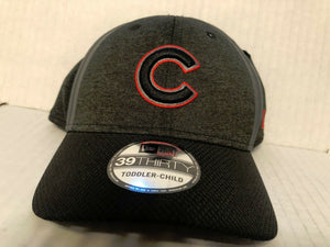 TODDLER Chicago Cubs Cap New Era 39Thirty Stretch NE17 Clubhouse Hat