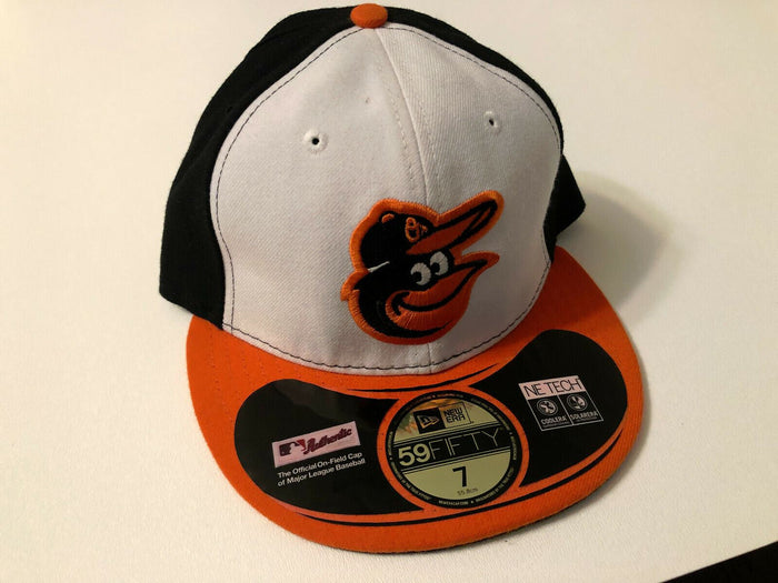 Baltimore Orioles New Era Cap 59Fifty Authentic Collection On Field Hat