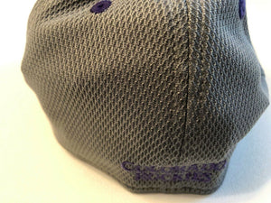 Colorado Rockies New Era Cap 39Thirty Stretch Fit Gray Team Classic Hat MLB