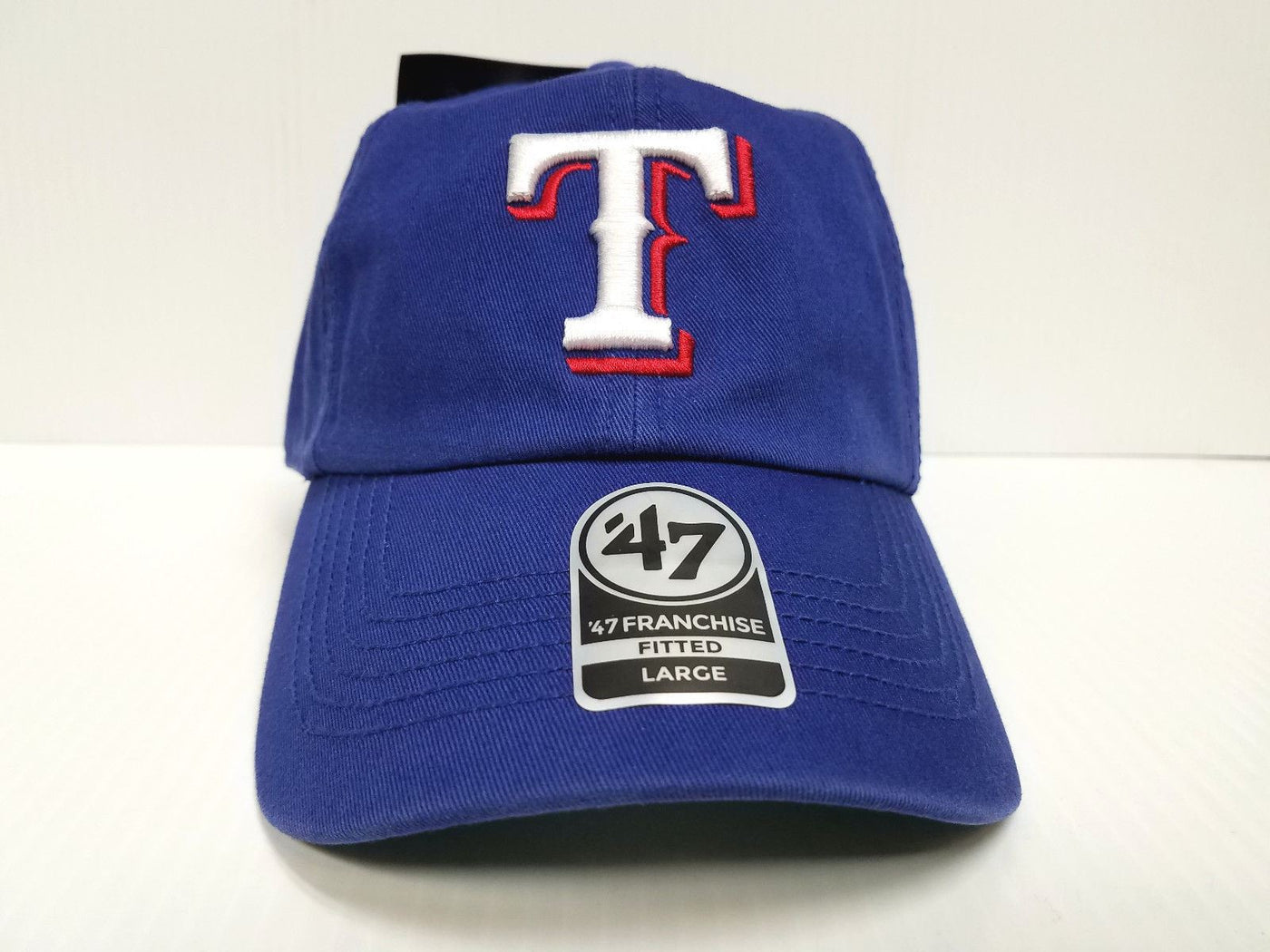 Texas Rangers New Franchise  47 Brand Fitted Cap Unstructured Blue Hat –  Sports City Hats 85249715e900