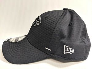Atlanta Falcons Cap New Era 39Thirty Stretch Hat Black 2019 Training Camp