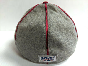 Arizona Cardinals Cap New Era 39Thirty Stretch 2019 Gray Home Sideline 1920s Hat