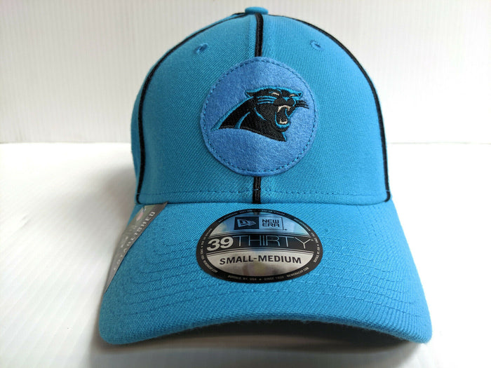 Carolina Panthers Cap New Era 39Thirty Stretch 2019 Home Sideline 1920s Hat
