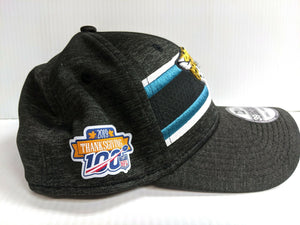 Jacksonville Jaguars Cap Era 39Thirty Stretch On Field 2019 Thanksgiving Hat NFL