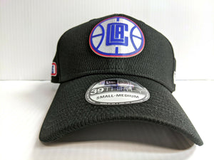 Los Angeles Clippers Cap New Era 39Thirty Stretch Fit 2019-20 Back Half Hat NBA