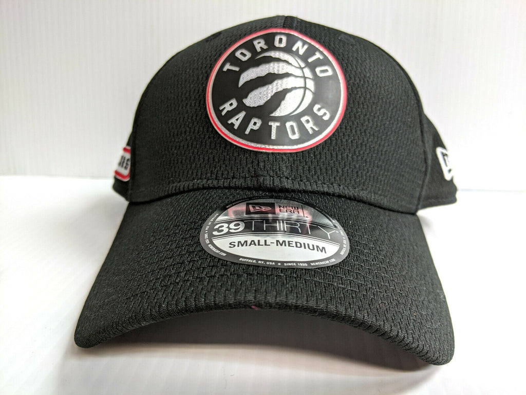 Toronto Raptors Cap New Era 39Thirty Stretch Fit 2019-20 Back Half Hat NBA