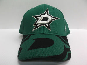 Dallas Stars Reebok 2015 Official NHL Draft Cap Stretch Fit Fitted Hat