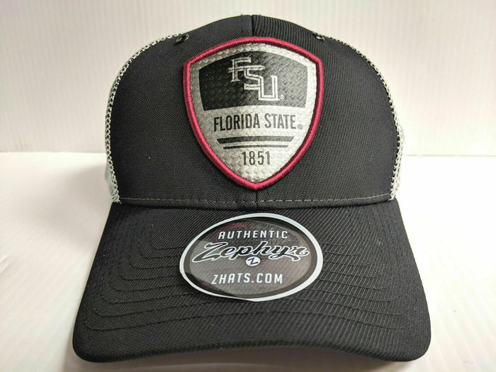 Florida State Seminoles Cap Zephyr Adjustable Snapback Armour Mesh Hat