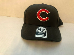 Chicago Cubs 47 Brand Cap Adjustable MVP Hat MLB