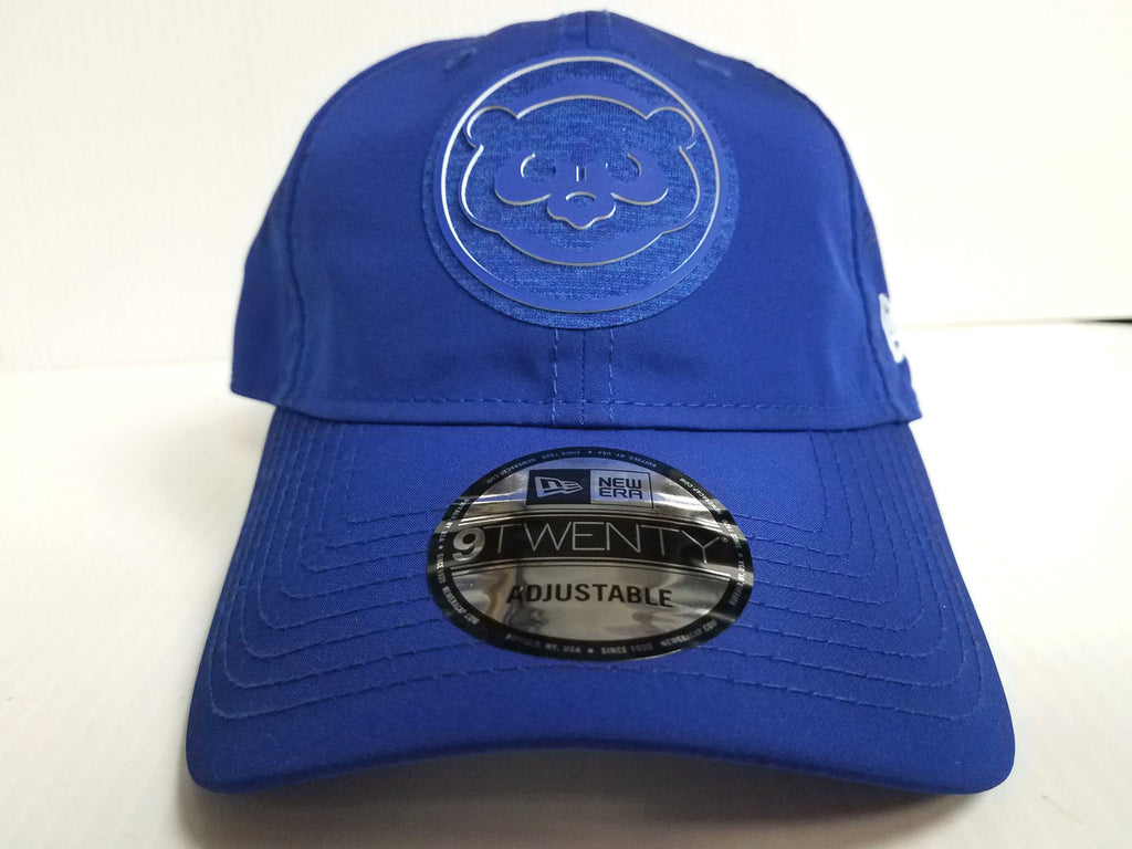 Chicago Cubs Cap New Era 9Twenty Adjustable 2018 Clubhouse Dad Hat MLB