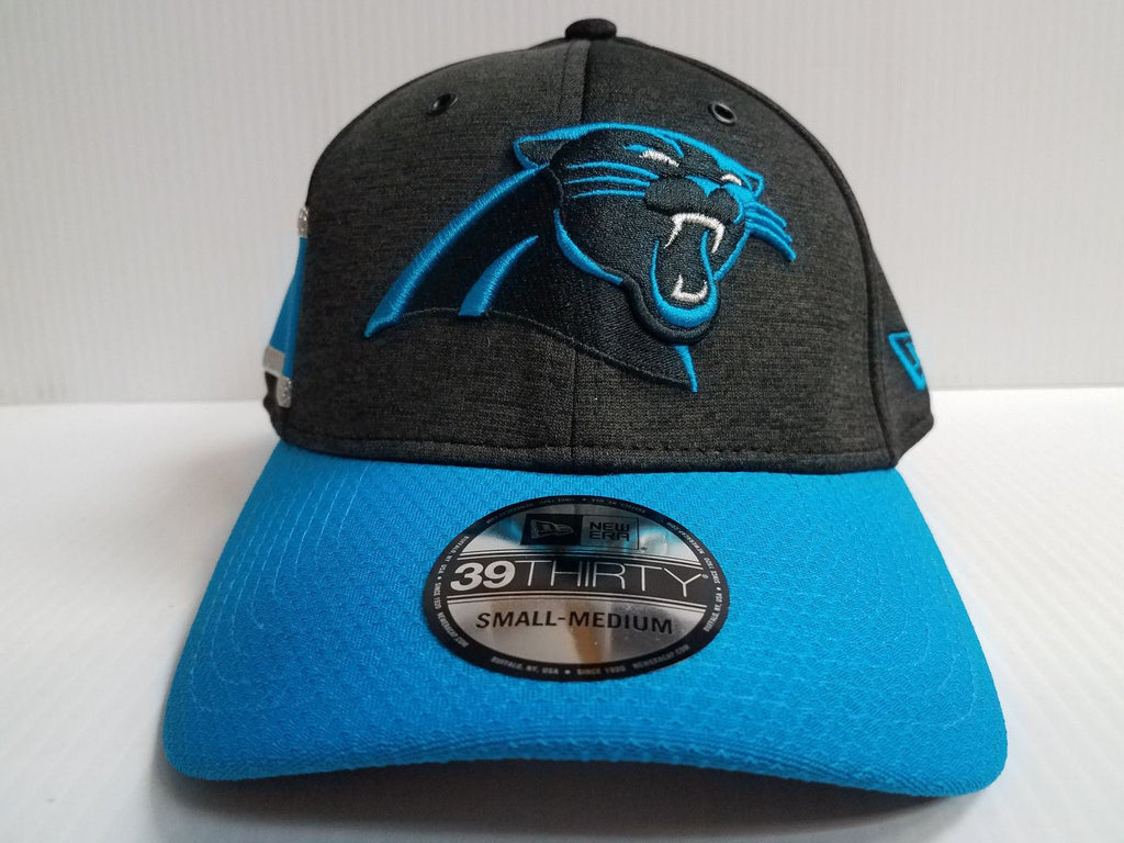 Carolina Panthers Cap Era 39Thirty Stretch On Field 2018 Home Sideline Hat