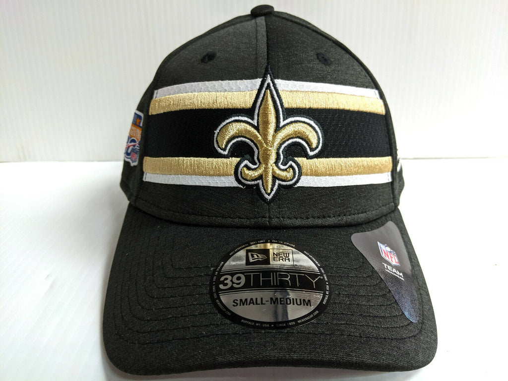 New Orleans Saints Cap Era 39Thirty Stretch On Field 2019 Thanksgiving Hat NFL
