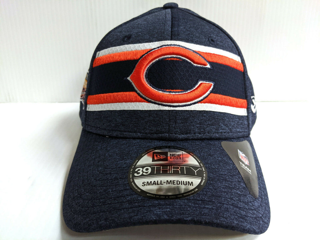Chicago Bears Cap Era 39Thirty Stretch On Field 2019 Thanksgiving Hat NFL