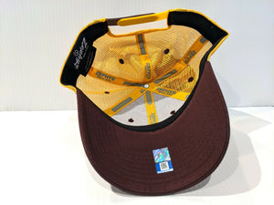 Arizona State Sun Devils Cap Zephyr Adjustable Snapback Mesh Badge Hat NCAA