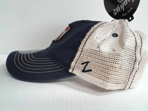 Arizona Wildcats Cap Zephyr Adjustable Mesh Snapback Trademark Truck Hat NCAA