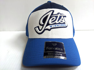 Winnipeg Jets Cap Stretch Fit 2019 Breakaway Jersey Flex Hat