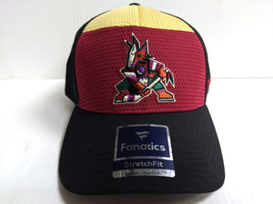 Phoenix Coyotes Cap Stretch Fit 2019 Breakaway Jersey Flex Hat