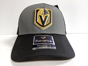 Vegas Golden Knights Cap Stretch Fit 2019 Iconic Flex Hat NHL