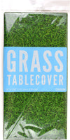 Kangaroo Grass Tablecover, Party Decorations (1/Pkg)