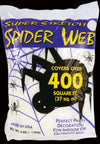 Fun World Super Stretch Spider Web For Indoor/Outdoor Use, 4.22 oz