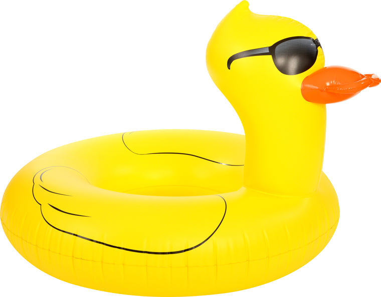 Rubber Duck Float With Sunglasses