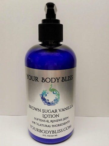 Brown Sugar Vanilla Lotion