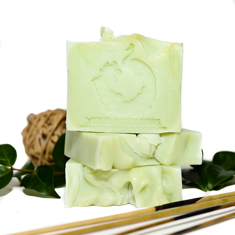 Fresh Bamboo Bar Soap
